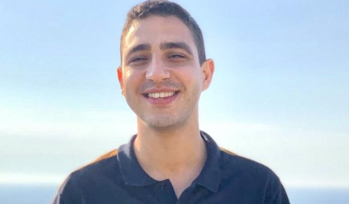 Mohammed El Amrani (Xauen, Marroc, 1992) és un emprenedor, comunicador i activista social català d'origen marroquí. Font: Associació Azahara