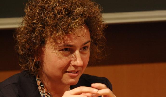 La FOCIR, presidida per Mònica Sabata, treballa perquè cada vegada hi hagi més entitats del tercer sector amb activitat internacional. Font: FOCIR. Font: FOCIR