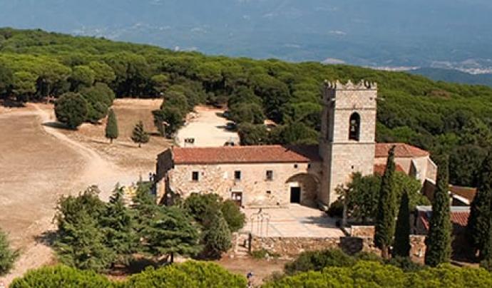 Parc Natural del Montnegre i Corredor. Font: Josep Cano