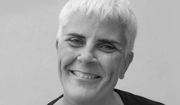 La Coordinadora d'Incidència Política de Creación Positiva, Montse Pineda. Font: Creación Positiva