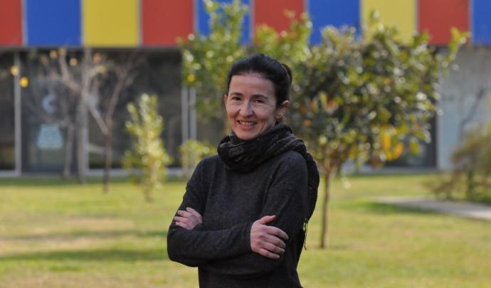 Montse Mateo és la cap de formació i projectes de Suport Tercer Sector. Font: Suport Tercer Sector. Font: Font: Suport Tercer Sector.