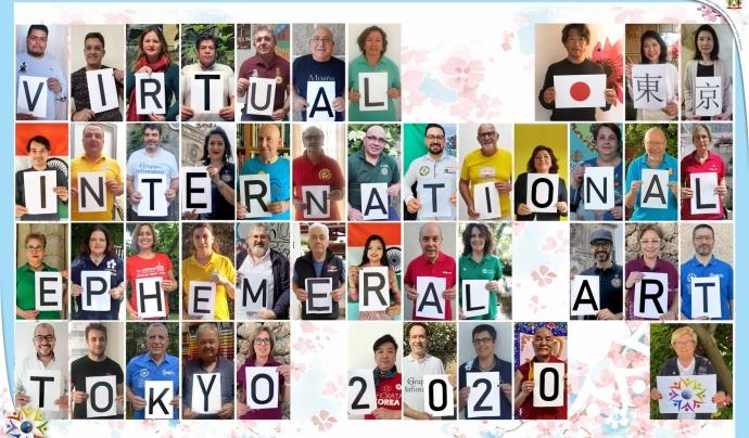 Les 26 delegacions de catifaires han participat en aquesta mostra única. Font: Federació Catalana de Catifaires