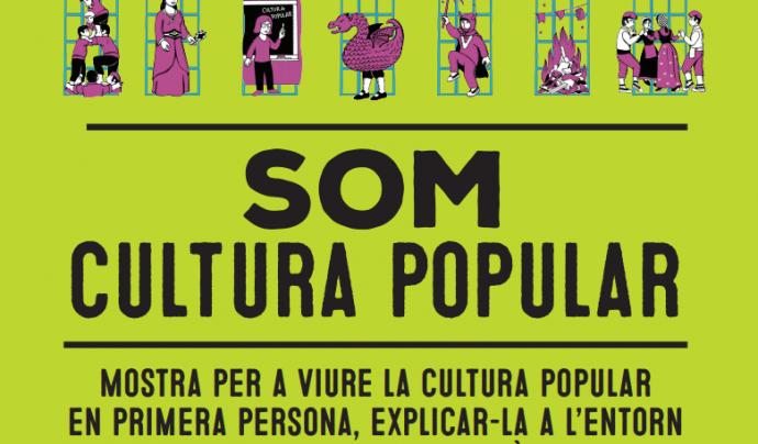 Aquest esdeveniment està emmarcat en el Som Cultura Popular de 2018