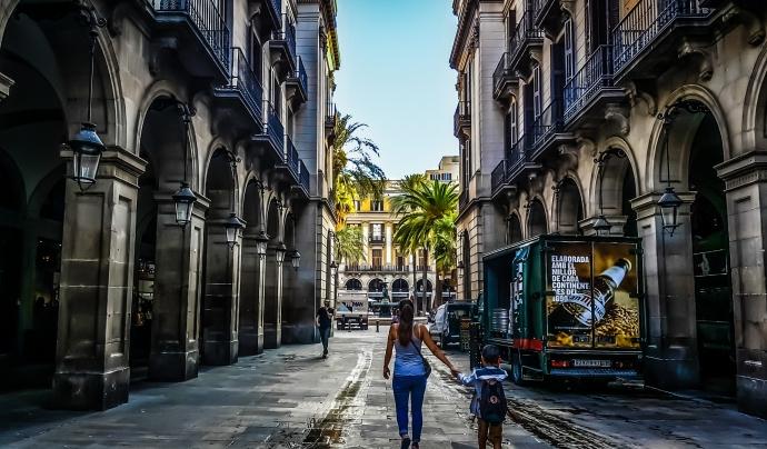 Barcelona concentra el major nombre de zones amb un IST alt o molt alt.  Font: Pixabay