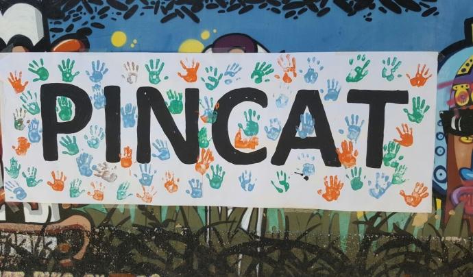 Mural de la PINCAT  Font: PINCat