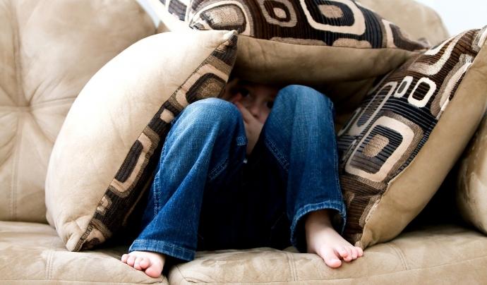 El confinament ha provocat en alguns infants una sensació de seguretat molt gran. Font: CC