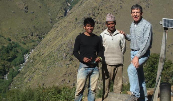 Ramon Boix Font: Health Us Nepal