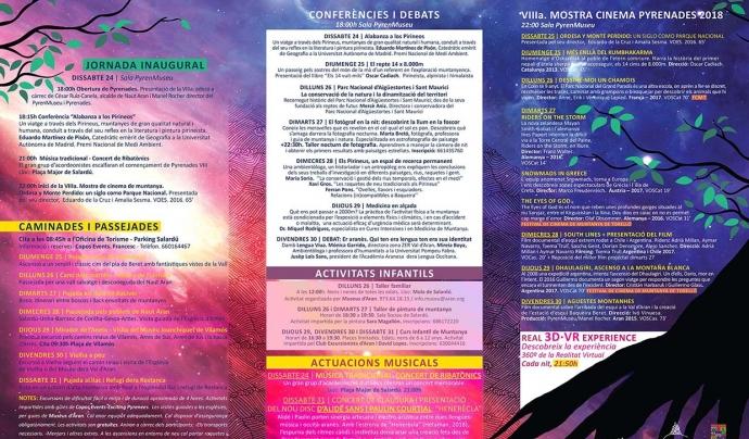8a edició Festival Pyrenades
