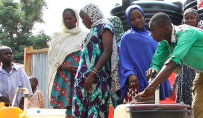 Nigèria, un dels països on MSF desenvolupa projectes de cooperació.