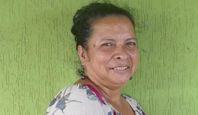 Cruz defensa des de fa dècades els drets de les dones a Colòmbia. Font: PBI Colòmbia