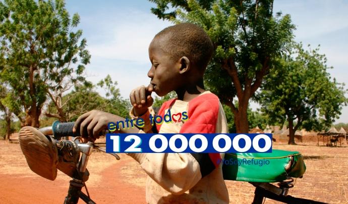 El fons es destinaran a projectes de suport a les persones refugiades Font: Fundació Cepaim