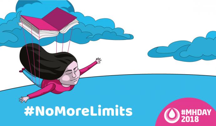 #NoMoreLimits