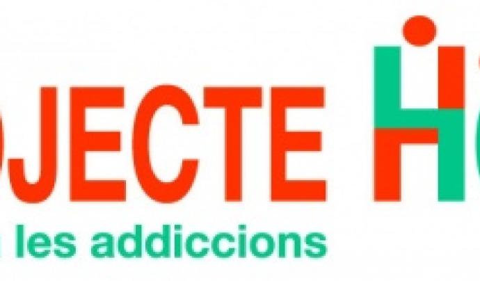 Logotip de l'entitat que treballa per la reinserció social i la prevenció de les drogodependències. Font: Projecte Home