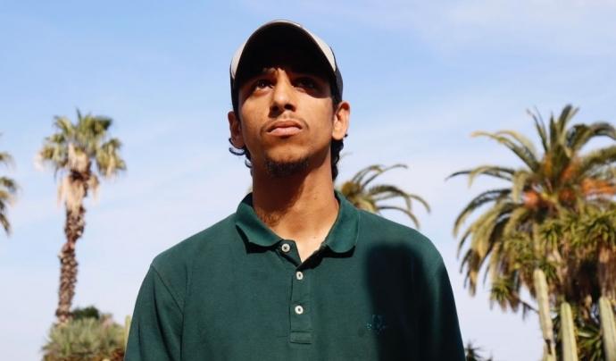 Nour el Hadi va arribar a Barcelona fa 11 anys. Font: Nour el Hadi