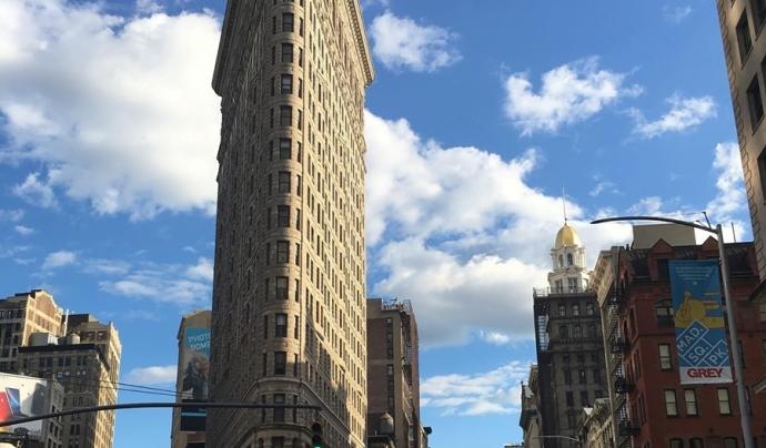 Imatge de la marxa celebrada el passat 28 de juny a Nova York. Font: Oriol Vicente