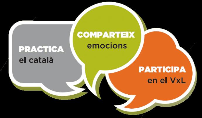 El programa permet practicar el català en un ambient distès