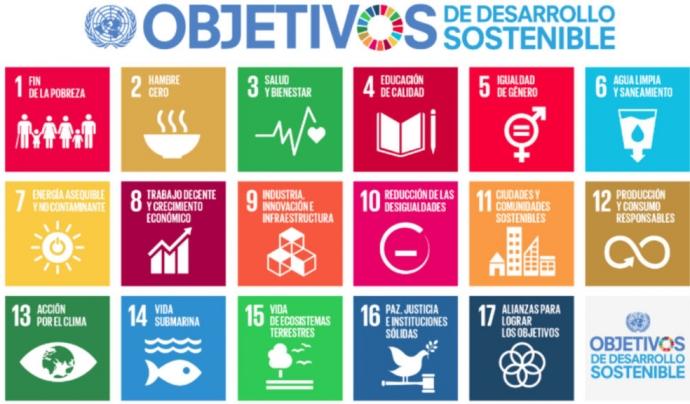 La primera licitació és un Estudi sobre els Objectius de Desenvolupament Sostenible en el Tercer Sector. Font: Noticiaspositivas.org Font: Font: noticiaspositivas.org