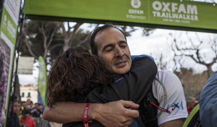Oxfam Trailwalker 2017