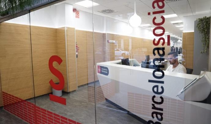 Els serveis socials de Barcelona incrementen el nombre de persones ateses un any més. Font: Ajuntament de Barcelona