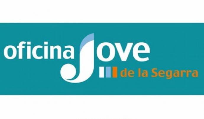 Logotip d'aquesta Oficina Jove Font: Oficina Jove de la Segarra