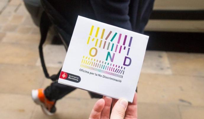 L'OND atén, des de 1998, les vulneracions de drets humans relacionades amb la discriminació  Font: Ajuntament de Barcelona