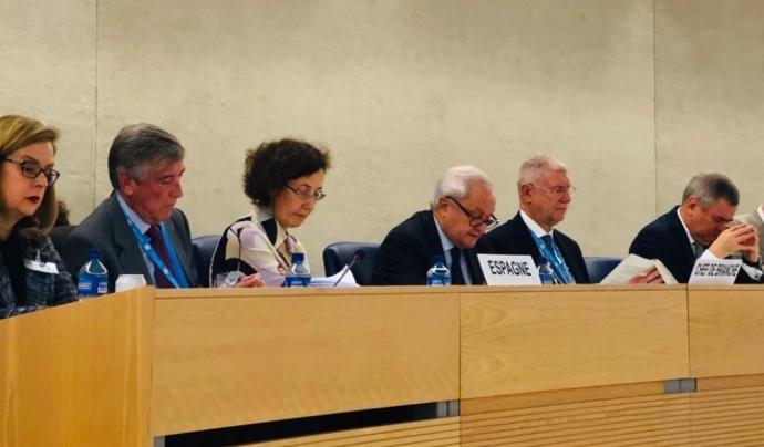 Els estats van posar en evidència algunes vulneracions dels drets humans. Font: @UN_HRC