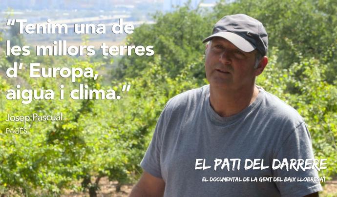 El documental presenta el paisatge físic i el paisatge humà de la comarca (imatge: orgulldebaix)
