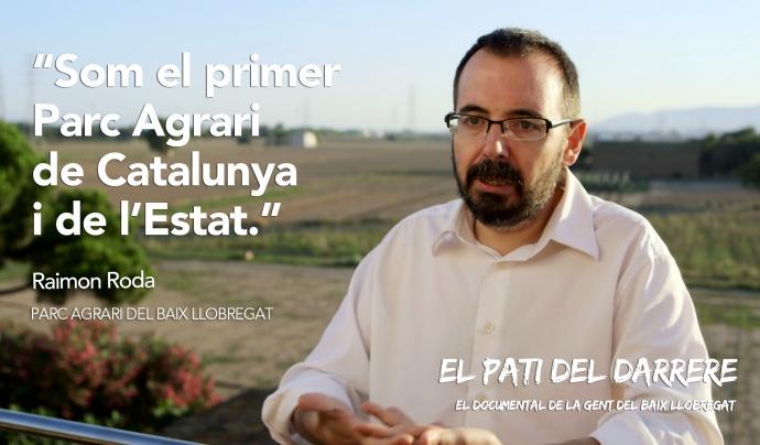 El Parc Agrari és un element clau per la sostenibilitat del Baix Llobregat (imatge: orgulldebaix)