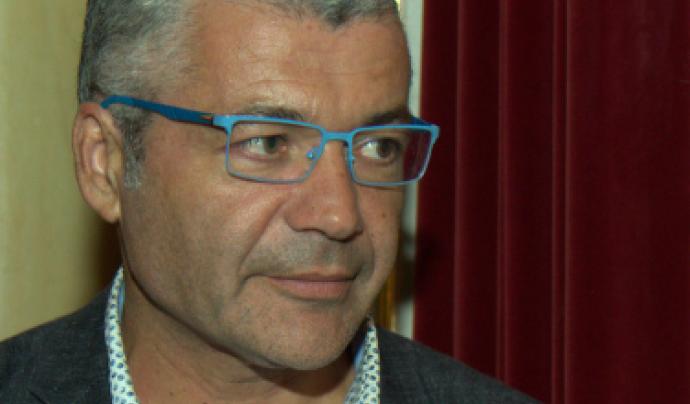Oriol Amorós, secretari d'Igualtat, Migracions i Ciutadania de la Generalitat de Catalunya. Font: Generalitat de Catalunya