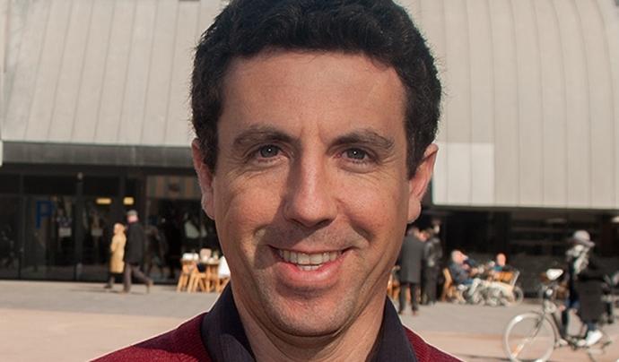 Oriol Esculies és el director de Projecte Home. Font: Projecte Home. Font: Font: Projecte Home.