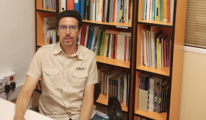 Oriol Esculies, director de projecte home