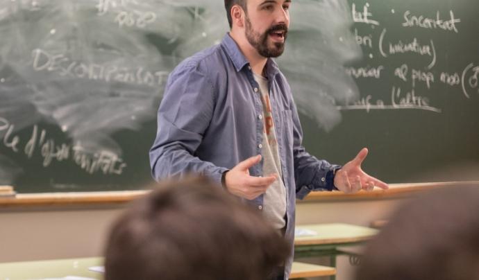 Oriol Julià, president de SEER. Font: SEER