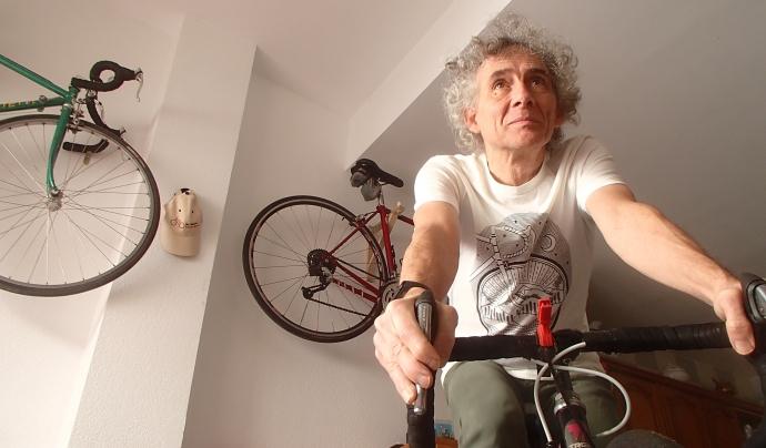 Albert Garcia, portaveu de la CCUB. Font: Albert Garcia