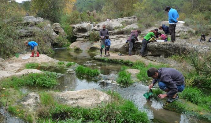 Recentment Hàbitats ha rebut el premi Natura pel projecte Rius Font: Associació Hàbitats