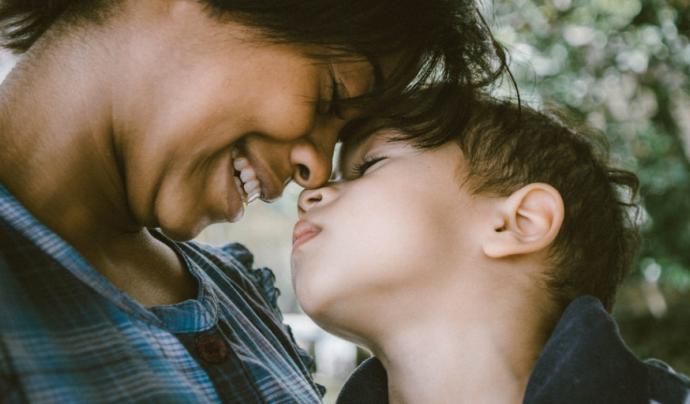 El projecte promociona el benestar de les famílies Font: ABD