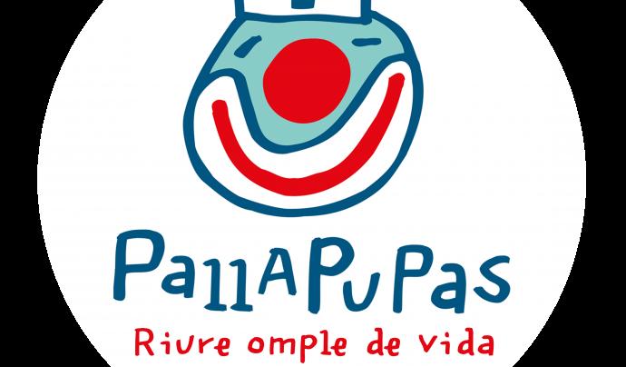 Logo Pallapupas Font: