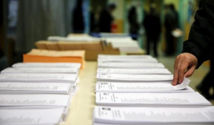 Vot X Tothom promou el sufragi actiu i passiu per a les persones estrangeres a les eleccions municipals. Font: SOS Racisme
