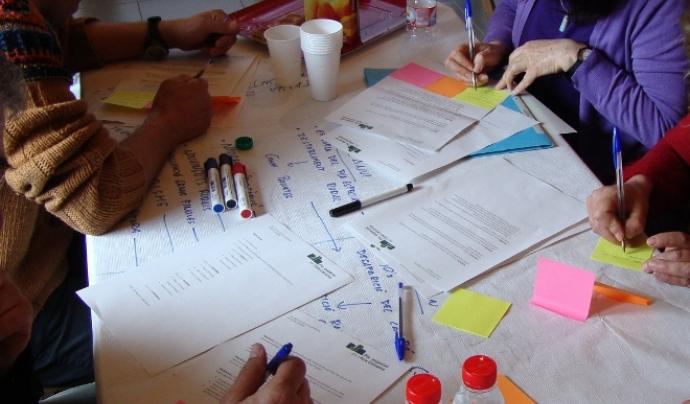 La participació i col·laboració entre entitats és clau Font: Federació d'Ateneus de Catalunya