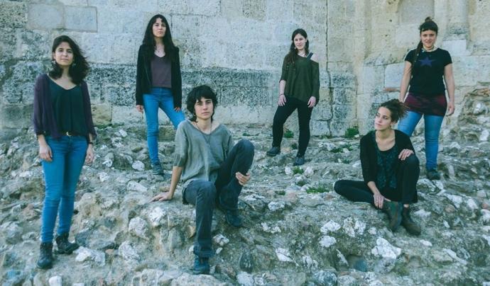 Pasquines actuarà en el 'Concert solidari amb les lluites feministes'. Font: Pasquines