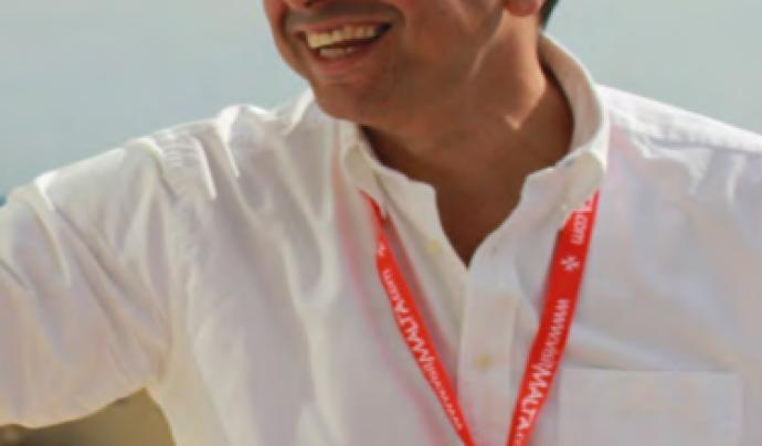 Pedro Aguilera, vicepresident de Telecentre Europe