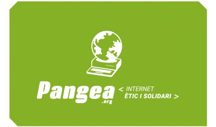 Pangea és un proveïdor de serveis d'Internet sense ànim de lucre Font: Pangea
