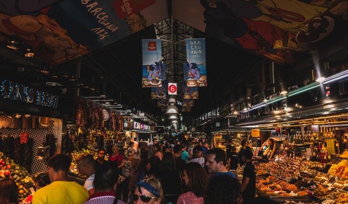 El turisme de Barcelona ha sobrepassat la massa crítica que la ciutat pot acceptar en nombre de visitants. Font: Pexels (Llicència: CC)