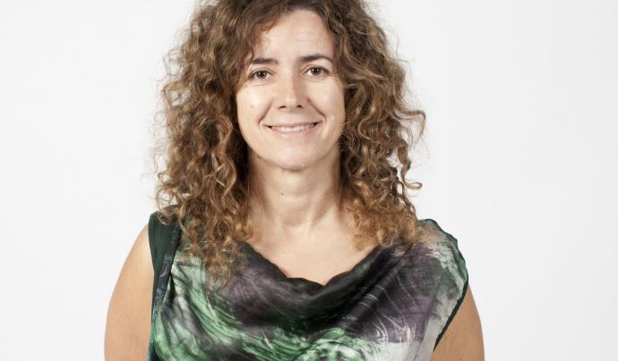 Pepa Muñoz és membre de la Junta Directiva de la Taula del Tercer Sector Social de Catalunya, una de les cinc organitzacions impulsores de l'AESCAT Font: Pepa Muñoz