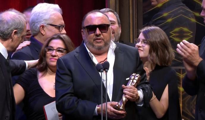 El documental, de 90 minuts de durada 'Petitet' s'endú el Gaudí a millor documental (TV3) Font: TV3