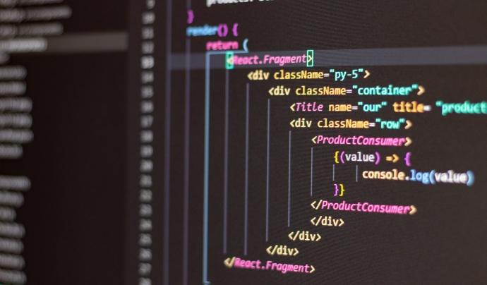 Els algoritmes de 'machine learning' fan prediccions idenitificant patrons a través de dades massives. Font: CC0
