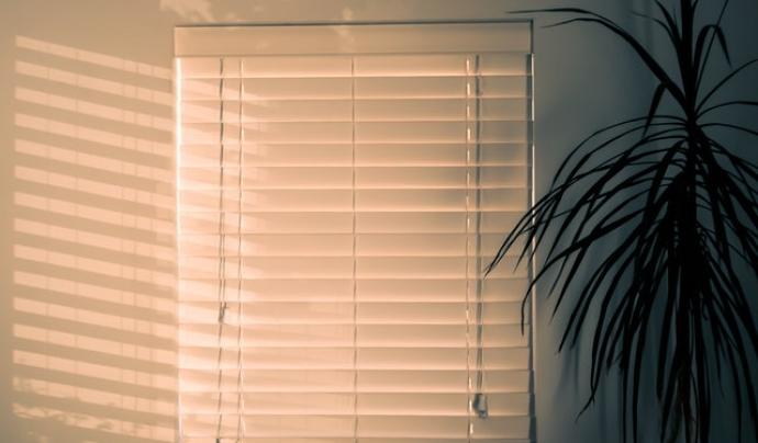 És fonamental baixar les persianes, tancar les cortines i les finestres Font: Pexels