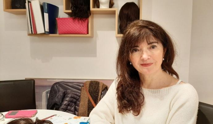 Isabel Martínez, membre de Marinada Font: Marta Rius