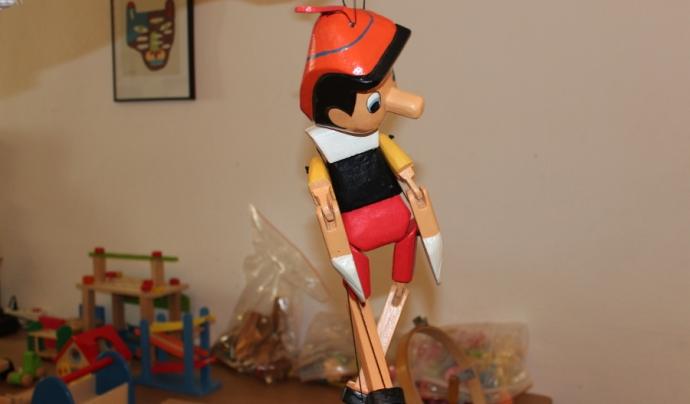 Moltes de les joguines que es reciclen són donades als serveis socials. Font: Espai Ambiental Cooperativa