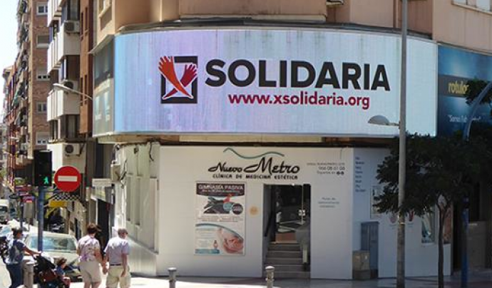 La 'X Solidària' sobre l'Impost de Societats és un mecanisme similar al que funciona amb l'Impost de la Renda.
