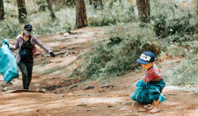 La crisi sanitària per la Covid-19 està fent augmentar el risc de pobresa a milers de llars d'arreu del món. Font: Save the Children